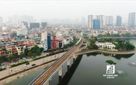 Sau 11 năm, hình hài toàn tuyến metro đầu tiên của Việt Nam tại Hà Nội hiện nay như thế nào?