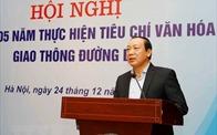 Thi hành kỷ luật đối với nguyên Thứ trưởng Bộ Giao thông Vận tải Nguyễn Hồng Trường