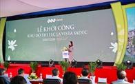 Khởi công khu đô thị đầu tiên của FLC ở Đồng bằng sông Cửu Long