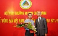 Trao Quyết định bổ nhiệm Tổng Biên tập Tạp chí điện tử Bất động sản Việt Nam