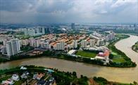 Toàn cảnh khu đô thị Phú Mỹ Hưng bị mùi hôi thối tấn công