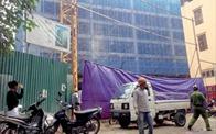 Kiến nghị đình chỉ thi công dự án Eco Green Tower vừa sập giàn giáo khiến 2 người chết