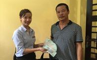 Nhận lại hơn 100 triệu đồng thất lạc khi vui chơi tại Sun World Ba Na Hills