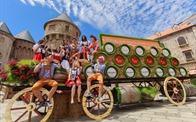 """""""Quẩy"""" cực chất với lễ hội bia tại Sun World Ba Na Hills 2017"""