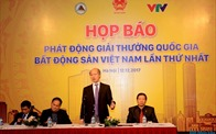 """Bộ Xây dựng ủng hộ VNREA tổ chức """"Giải thưởng Bất động sản Việt Nam lần I"""""""