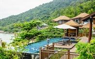 Diva Leona Lewis có kỳ nghỉ năm mới ấn tượng tại InterContinental Danang Sun Peninsula Resort