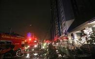 Thủ tướng chỉ đạo điều tra, xử lý nghiêm vụ cháy chung cư Carina