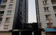 Bộ Xây dựng chỉ đạo giải quyết sự cố cháy chung cư Carina Plaza