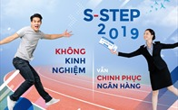 SCB tuyển dụng hàng trăm nhân sự trong chương trình đào tạo S-Step 2019