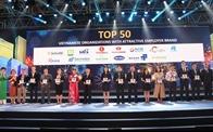 """SCB nằm trong """"Top 5 ngân hàng Việt có môi trường làm việc tốt nhất"""" lần thứ 2"""