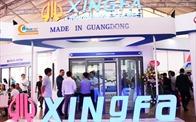 Nhôm Xingfa Quảng Đông tiếp tục ghi điểm cao tại Triển lãm quốc tế Vietbuild