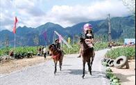 """Chiêm ngưỡng những khoảnh khắc đẹp trong giải đua """"Vó ngựa trên mây"""" tại Fansipan"""