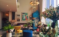 Ngắm penthouse đậm chất vintage của NTK Lý Quí Khánh