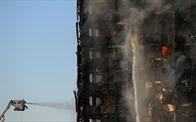 """Hệ thống báo cháy của tòa chung cư 24 tầng bị lửa """"nuốt chửng"""" ở Anh không hoạt động"""