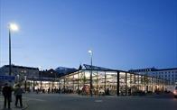 Kiến trúc đô thị Xanh nhìn từ chợ thực phẩm