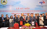 Hiệp hội BĐS Việt Nam ký kết biên bản ghi nhớ hợp tác với Hiệp hội Môi giới BĐS Hàn Quốc