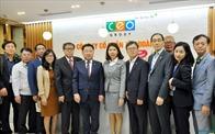Hiệp hội Môi giới BĐS Hàn Quốc thăm và làm việc tại CEO Group và FLC