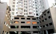 Dự án chung cư AZ Sky Định Công: Dân về ở khi đang thi công