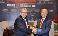Lãnh đạo Hiệp hội BĐS Việt Nam làm việc với Hiệp hội Chuyên gia BĐS Người Việt Nam tại Hoa Kỳ