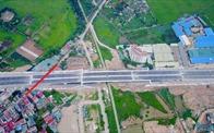 Hà Nội: Tasco xây cầu vượt cắt đôi đường Phương Canh?