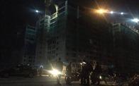 Hà Nội: Sập giàn giáo tại chung cư dự án Thanh Hà Cienco 5 – Mường Thanh