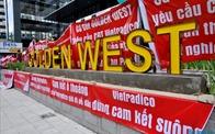 """Cần đập bỏ sàn """"bịt"""" ô thoáng tại chung cư Golden West"""