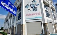 Khu đô thị Mỗ Lao: Sau nghi án sử dụng sai mục đích, công trình phụ trợ lâm cảnh bỏ hoang