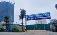 Hà Nội: Dự án chung cư Tecco Tower Thanh Trì bị đình chỉ thi công, khách hàng nên cẩn trọng
