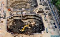 Dự án số 1 Trần Thủ Độ: Tổ chức thi công khi chưa có quyết định giao đất?