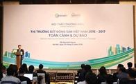 Xu hướng, thách thức nào cho thị trường BĐS Việt Nam 2017?