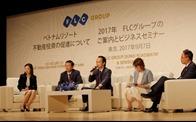 """""""Nếu nhà đầu tư lớn tại Nhật Bản có nhu cầu, FLC có thể chuyển nhượng cả dự án"""""""