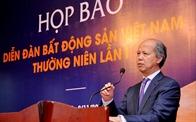 Họp báo Diễn đàn bất động sản Việt Nam thường niên lần I