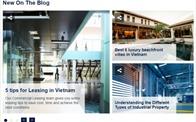 Ra mắt trang Savills Blog chuyên về bất động sản
