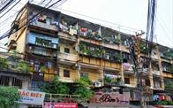 Không cần 100% chủ nhà đồng ý cũng được xây lại chung cư cũ