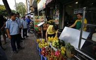 TP. HCM: Xử lý các vi phạm trật tự đô thị trên địa bàn quận Tân Phú