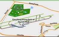Có cả biệt thự, trường học, nhà hàng... trong sân golf Tân Sơn Nhất