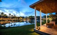 Tập đoàn Nova - Novaland Group vận hành khu nghỉ dưỡng cao cấp Nova Phù Sa