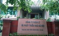 Bắt giam nguyên Tổng giám đốc Cty Quản lý & Phát triển nhà Hà Nội