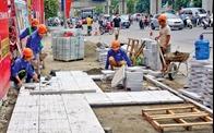 Hơn 100 tuyến phố ở Hà Nội dự kiến được lát vỉa hè bằng đá tự nhiên