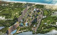 Được cấp phép bán nhà hình thành trong tương lai, Cocobay Đà Nẵng đang gấp rút thi công