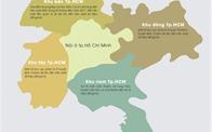 Infographic: Diễn biến cơn sốt đất nền vùng ven TP.HCM