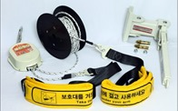 Các vật dụng, thiết bị giúp thoát hiểm khi cháy nhà chung cư