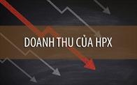 """""""Mải mê trang điểm"""" lên sàn, doanh thu HPX rơi thê thảm!"""