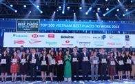 Tăng vượt trội 7 bậc, Techcombank vào top 10 nơi làm việc tốt nhất Việt Nam