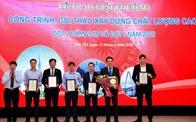 """Sheraton Grand Đà Nẵng Resort đạt huy chương vàng giải """"Công trình xây dựng chất lượng cao"""" năm 2018"""