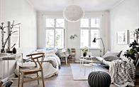 32 mẫu thiết kế phòng ngủ màu trắng đẹp, lạ cho không gian tươi sáng