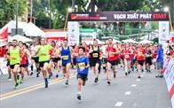 Giải Marathon quốc tế TP.HCM Techcombank khởi động mùa thứ 3