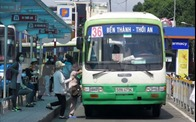 TP.HCM: Chưa tổ chức đấu thầu cung ứng dịch vụ vận tải công cộng bằng xe buýt