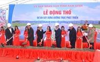 Đường trục kinh tế biển 5.000 tỷ đồng vào cao tốc Cầu Giẽ: Nam Định quá ẩu?