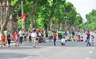 Không gian công cộng của Hà Nội còn thiếu bản sắc